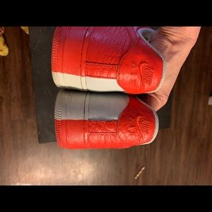 Nike Shoes - DROP Air Force 1 '07 PRM  RED US 11.5 sneakers